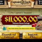 Captain Jack Casino Critique