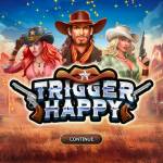 Get 60 Trigger Happy Free Spins At Sloto'Cash, Uptown Aces And More