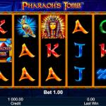 Exclusive Promo: Cool Prizes Await At Box 24, Black Diamond, Spartan Slots' Pharaoh's Tomb Special Promo