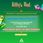 Lilly's Pad Now Live At Slots Capital, Desert Nights Casino: How To Claim $10 Free Chip, $4,000 Bonus