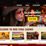 Red Stag Announces Parrot Party July Offers: 189 Free Spins, $900 Deposit Bonus